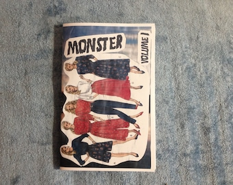 ZINE - MONSTER VOL. 1
