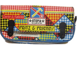 cute pencil pouch - pencil pouch case - pencil box - pencil holder - zipper pouch - pencil bag - pencil case