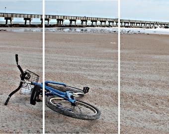 Amelia's Beach (split photo panels)