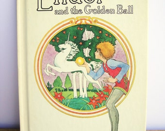 Children's Books, Elidor and the Golden Ball, Books for Kid's, 1970's