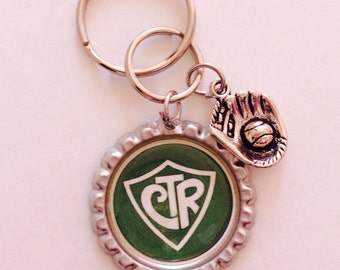 CTR Keychains Choose the Right Primary Gifts for Boys Sunbeams Valiants Backpack Clips LDS for Children I Am a Child of God