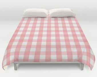 Pink Buffalo Plaid Etsy