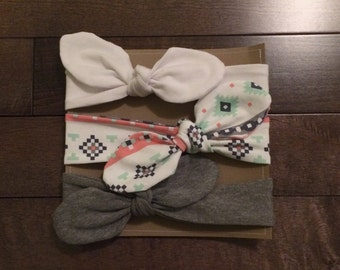 Baby Headbands - Baby Knot Headbands