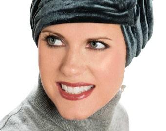 Velour Twist Turban - Cancer & Chemo Turbans for Women
