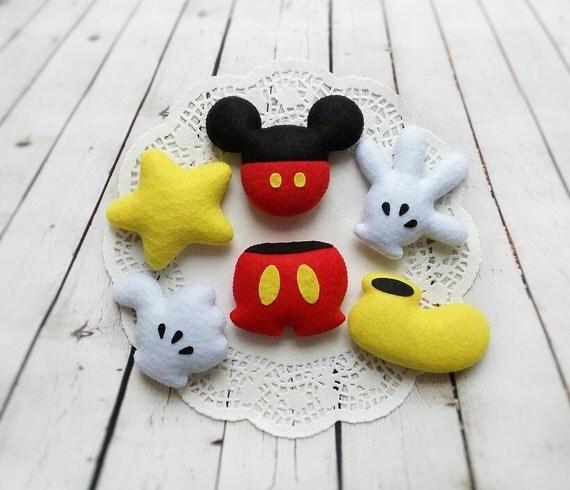 Disney Mickey Mouse Bathroom Decor: Birthday Decor Mickey Mouse Disney Party Favors Baby By