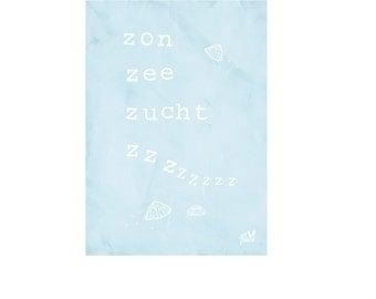 Zon Zee Zucht Zzzzz... II Poster