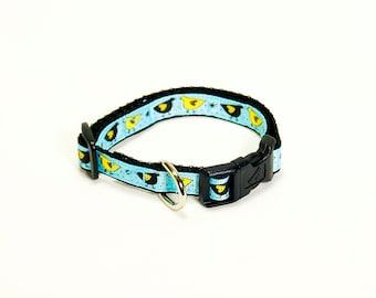 "Little Birds Dog Collar (1/2"" width - Extra Small)"