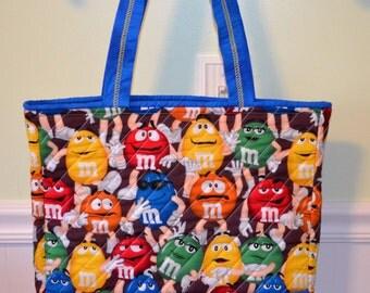 M & M Tote Bag
