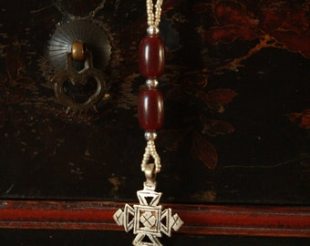 Ethiopian Cross Neckless