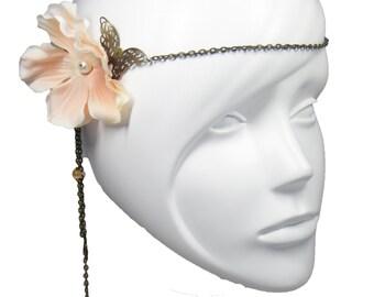 Jewel's head flower