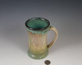 Hand thrown Mug / Stein