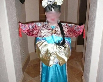 Custom Chinese Empress Costume