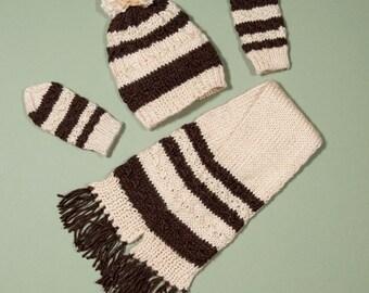 Baby Winter Clothing Set