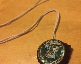 Laguanitas Bottlecap Necklace