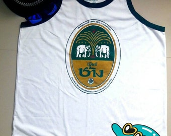 Chang beer Thailand shirt