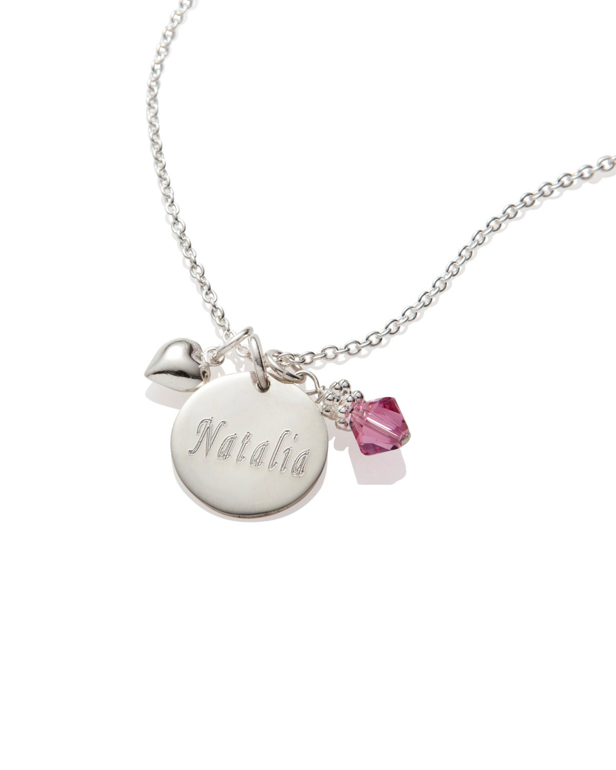 Personalized 18th Birthday Necklace Initial Custom: Girl Necklaces Girl Name Necklace Personalized Girl Birthday