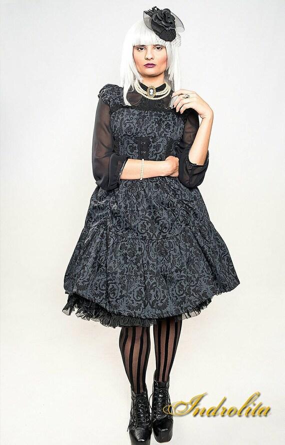 Damask Lolita Dress