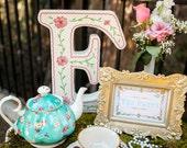 Wonderland Tea Party Signs (2)