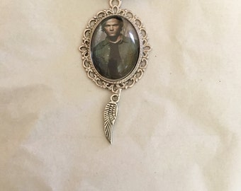 Supernatural Sam Winchester Pendant Necklace