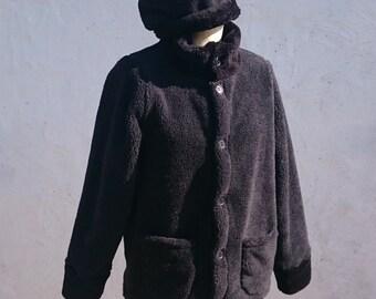 Ladies Stylish Fleece Jacket