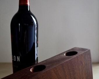 wedge [wine rack]