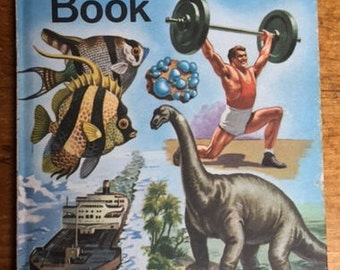 Vintage Ladybird Book - A Second 'Do you know Book'