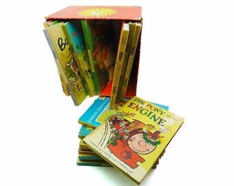 My Dandelion Library Complete Boxed 17 Volume 1960s Boxed Set of Hardcover First Edition Book Set and Slipcase