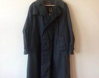 Vintage Barbour Trenchcoat Mens 38