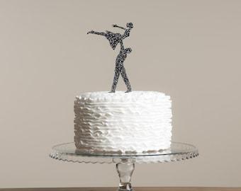 Dirty Dancing inspired Cake Topper