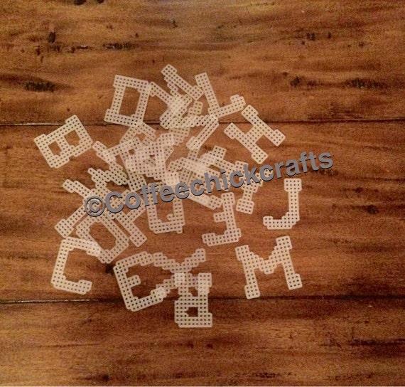 Plastic Canvas Uppercase Alphabet 2 Tall Plastic Canvas