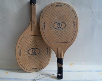 2 tennis rackets tennis racket fronton fereust camplay