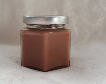 Peanut Butter Cookie Soy Candle 4oz - Gift Size