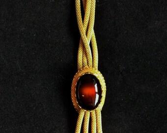 Vintage Mesh Designed Necklace.