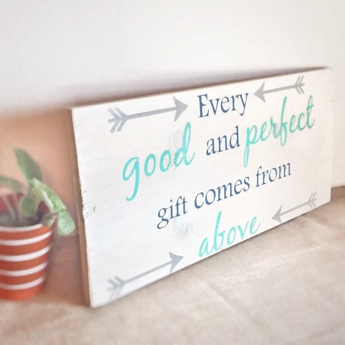 Christian Wall Decor For Nursery : Christian home decor bible verse wall art nursery