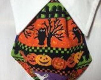 Halloween Aviator's Tie
