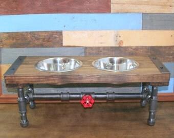 Industrial Dog Feeder, Pet Feeder, Pet Supplies, Pet Feeding, Elevated Dog Bowl, Raised Dog Bowl