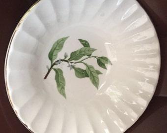 W.S. GEORGE, Vintage Bolero Berry Serving Bowl