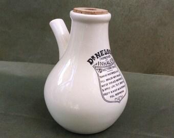 Vintage Dr Nelson's Improved Inhaler