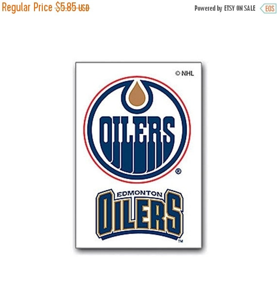 EDMONTON OILERS Temporary TATTOOS Kids Birthday Party Supplies & Party ...