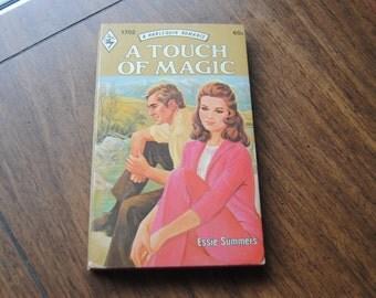 Vintage Harlequin Romance Novel