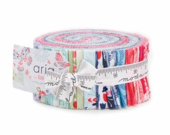 In Stock Now: Aria - Jelly Roll by Kate Spain for Moda
