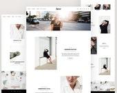 Luxe- WordPress Theme  —Wordpress Ecommerce Theme- RESPONSIVE Wordpress Website Theme — Self-hosted Wordpress Blog Theme