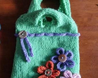 Knit Knot Bag