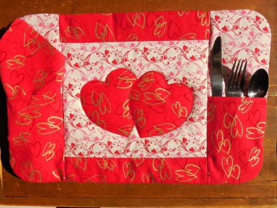 Valentines Day Placemats Valentine S Day Wikii