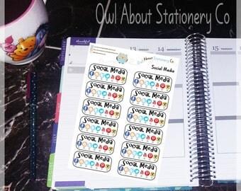 Social Media Set - QSSMS