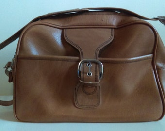 Vintage Carryon Shoulder Bag.