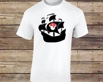 Mickey Pirateship Shirt, Mickey Pirate Shirt, Mickey, Mickey Shirt, Pirate Shirt, Pirate, Halloween, Halloween Shirt, Disney, Disney Shirt