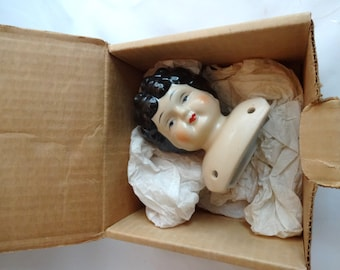 Doll Head Porcelain