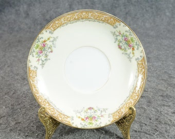 Noritake Chake Made In Occupied Japan Saucer C. 1940'S - 1950'S