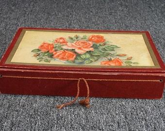 Vintage Cardboard Giftbox